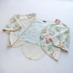花籠の蝶袖着物羽織