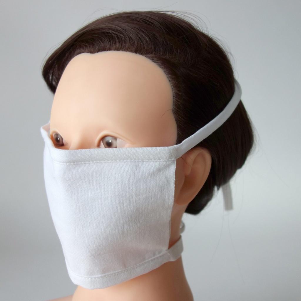 マスク 作り方 さらし PRISTINE|さらし木綿【マスクの作り方紹介】