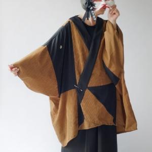 写楽の浮世絵イメージのビックサイズジャケット