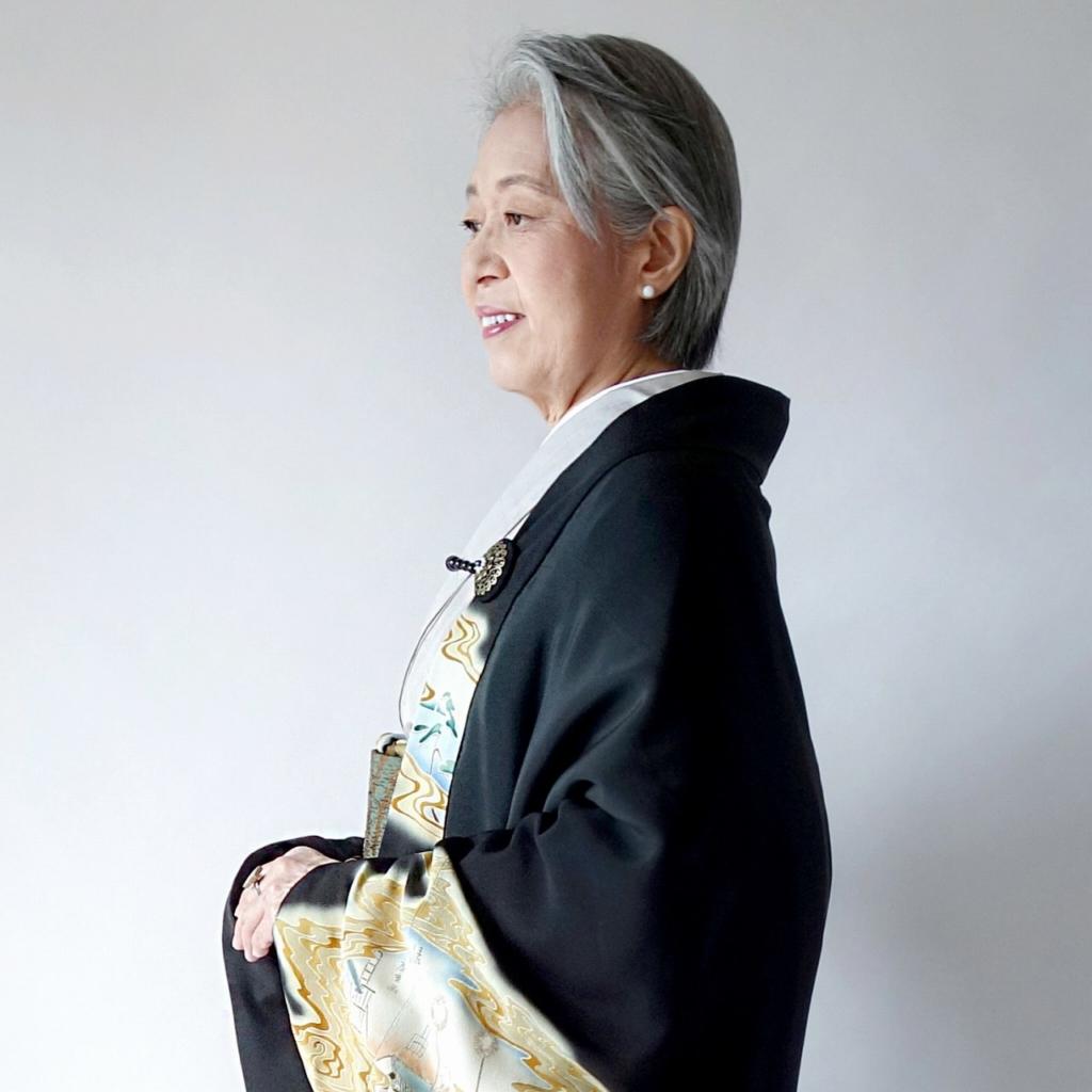 東海道モモンガ着物羽織