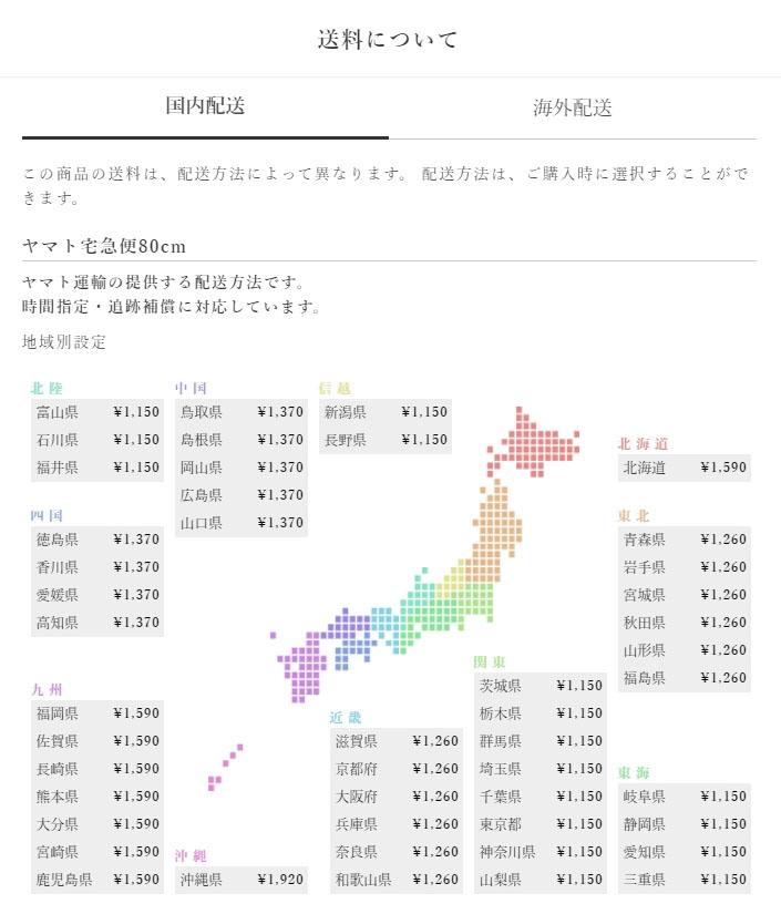 和遊湘南onlineSTOREからのオーダーメイド専用出品の購入方法